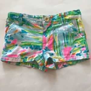 👫Lilly Pulitzer Girls Mini Callahan Short